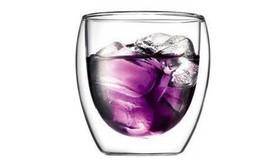סט כוסות דופן זכוכית כפולה