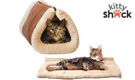 מיטה פרוותית לכלב או לחתול