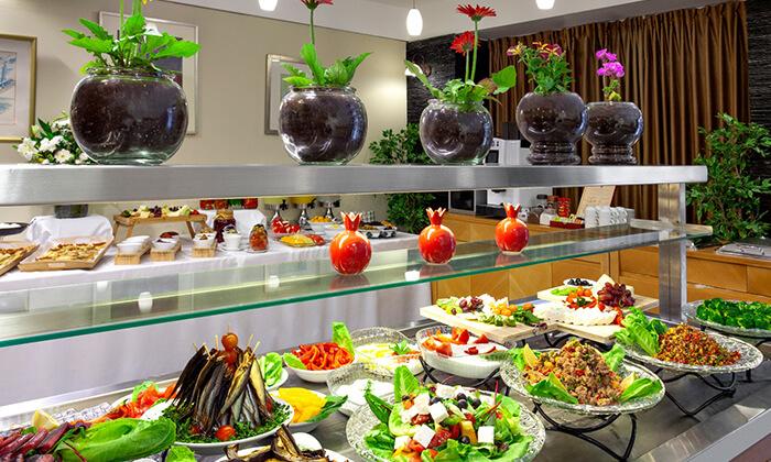 2 מסעדת מלון שני בירושלים