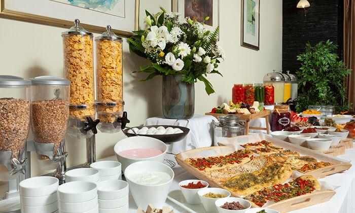 4 מסעדת מלון שני בירושלים