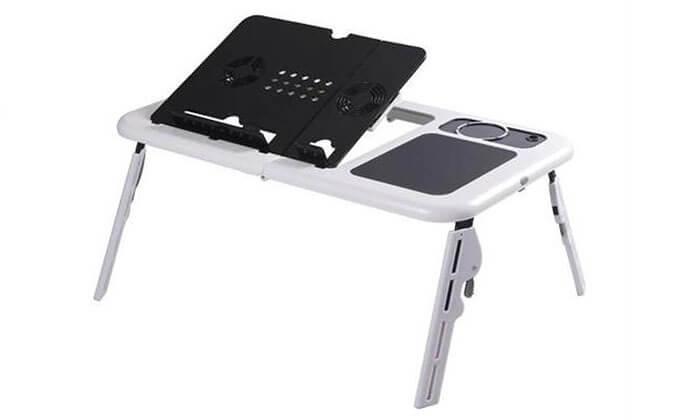 3 שולחן לפטופ מתקפל