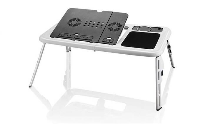 4 שולחן לפטופ מתקפל