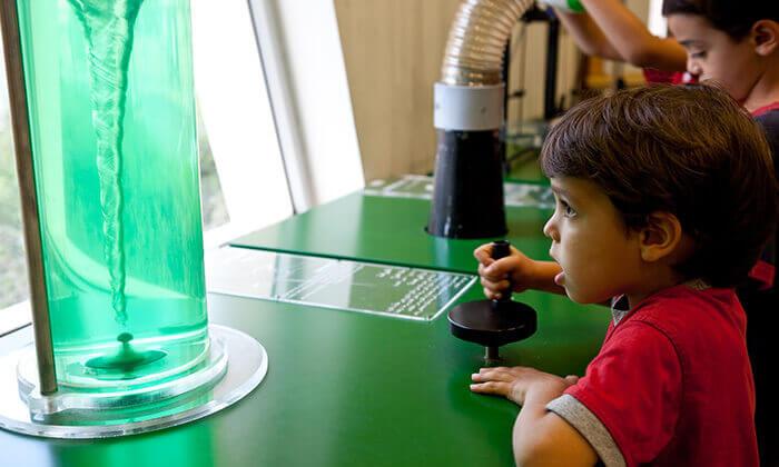 8  כניסה לטכנודע- מרכז לחינוך מדע וטכנולוגיה בחדרה