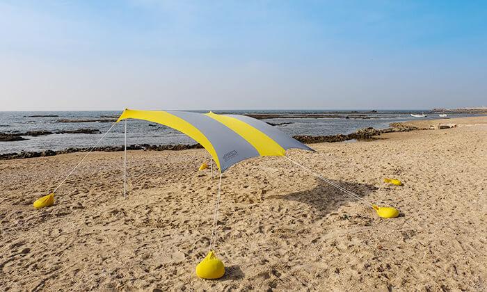 16 ציליות חוף