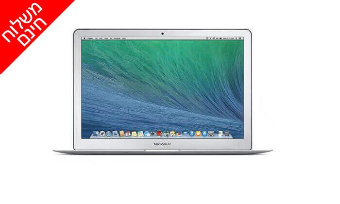4 מחשב נייד Apple MacBook Air - משלוח חינם!