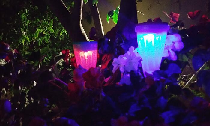 4 תאורה סולארית