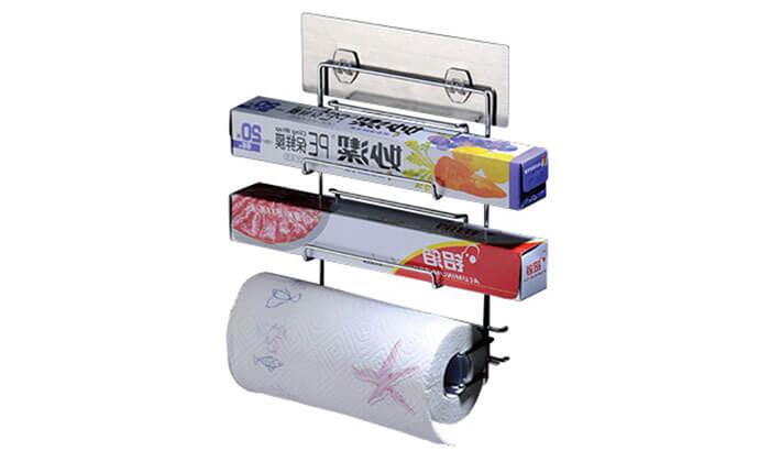 מתקן נתלה לנייר מגבת- כולל משלוח חינם