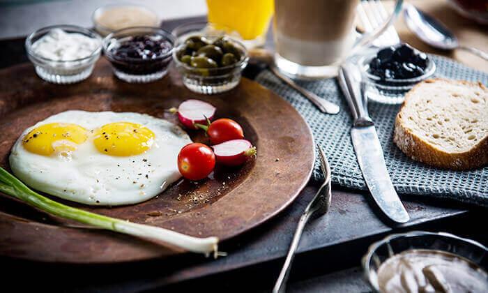 4 מסעדת תרזה ירושלים: ארוחת בוקר זוגית