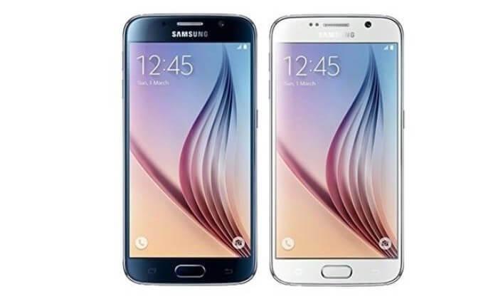2 סמאטרפון SAMSUNG Galaxy 6S