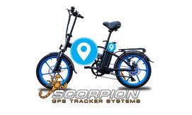 מכשיר לאיתור אופניים וכלי רכב