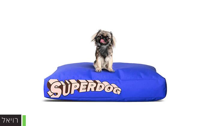 7 מיטה לכלביםSUPERDOG