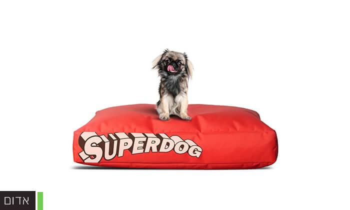 8 מיטה לכלביםSUPERDOG