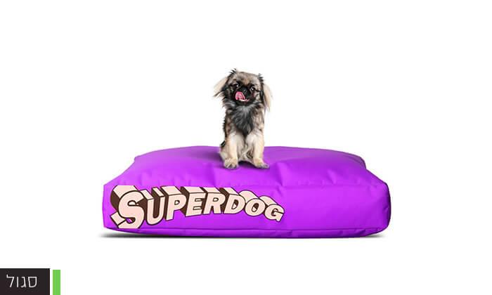 9 מיטה לכלביםSUPERDOG