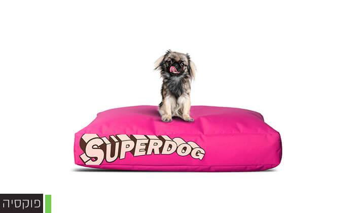 12 מיטה לכלביםSUPERDOG