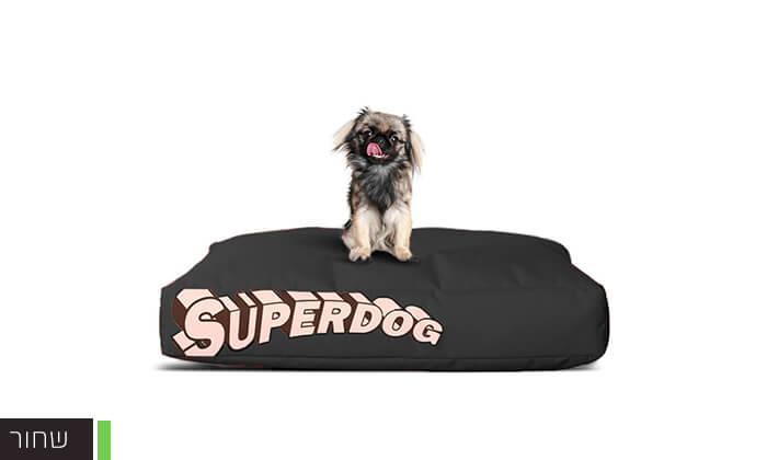 13 מיטה לכלביםSUPERDOG