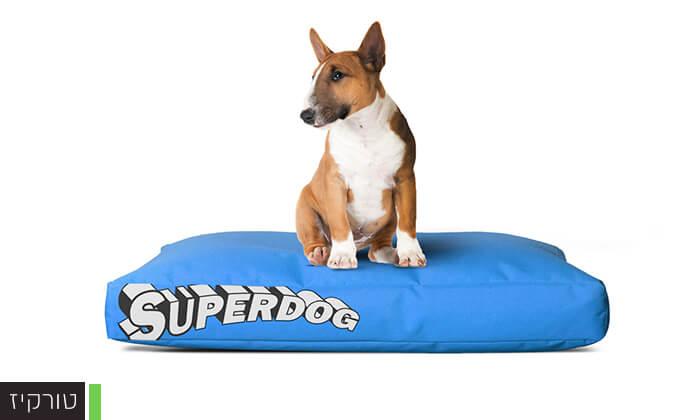 14 מיטה לכלביםSUPERDOG