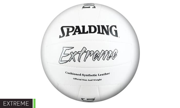 5 כדור כדורעף מבית SPALDING