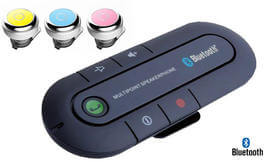דיבורית Bluetooth לרכב