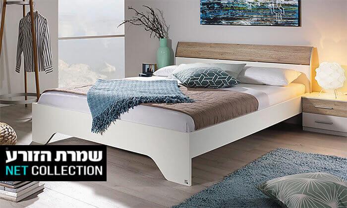 2 שמרת הזורע: חדר שינה זוגי
