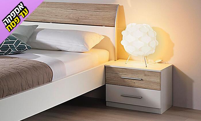 3 שמרת הזורע: חדר שינה זוגי