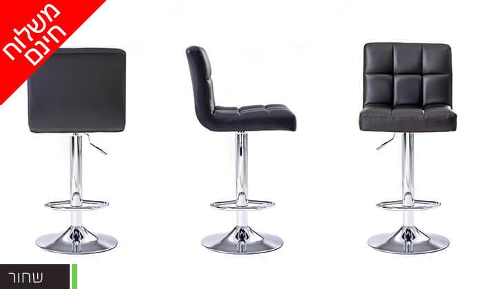 3 כיסאות בר - משלוח חינם!