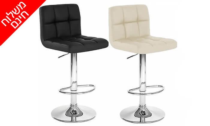 2 כיסאות בר - משלוח חינם!