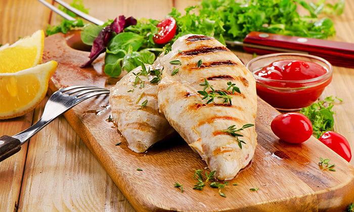 3 אוכל מוכן במסעדת טעים בכרם הכשרה למהדרין