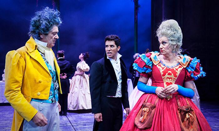 3 מנוי לתיאטרון הלאומי הבימה