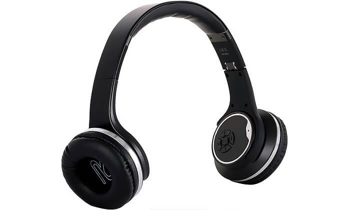 3 אוזניות בלוטוס מתהפכות לרמקולים