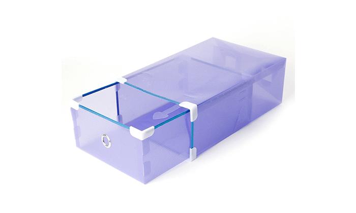 5 מגירות פלסטיק לאחסון