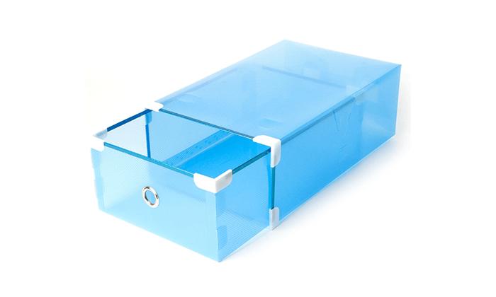 4 מגירות פלסטיק לאחסון