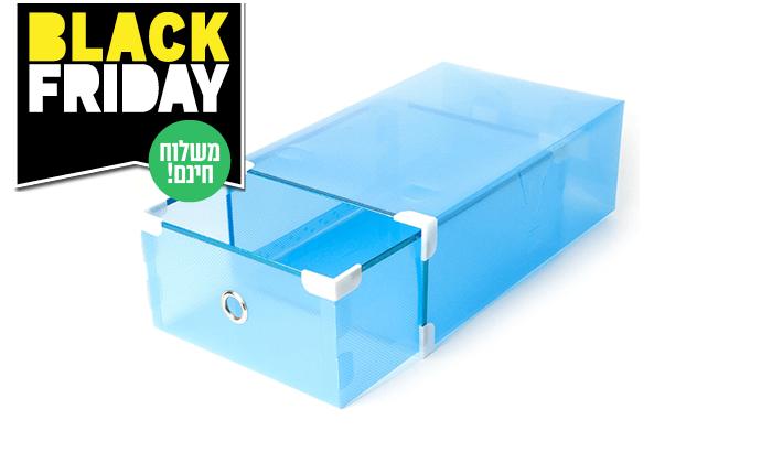 4 מגירות פלסטיק לאחסון כולל משלוח חינם