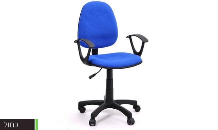 4 כסא תלמיד מרופד