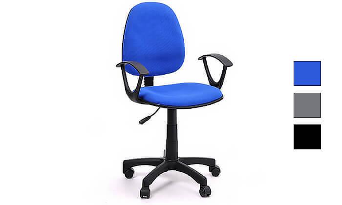 2 כסא תלמיד מרופד