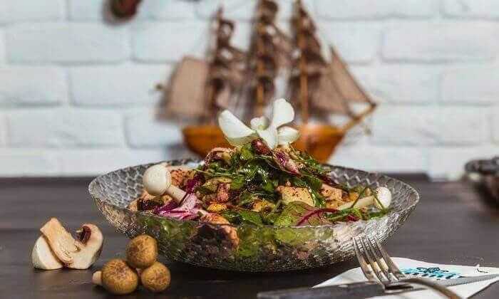 13 מסעדת אראמיס- גורמה צרפתי בחוף אשדוד