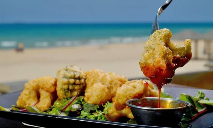 9 מסעדת אראמיס- גורמה צרפתי בחוף אשדוד