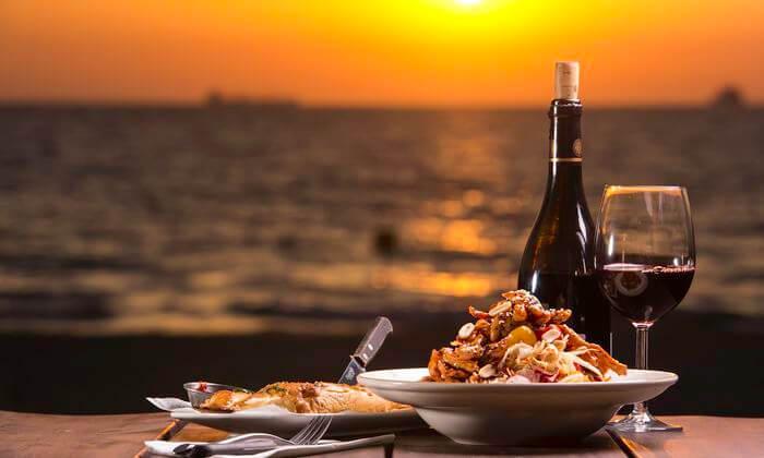 7 מסעדת אראמיס- גורמה צרפתי בחוף אשדוד