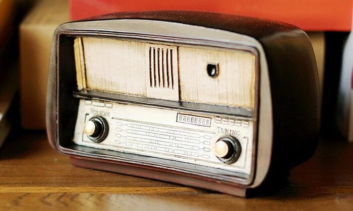 5 רדיו וינטג' לעיצוב הבית