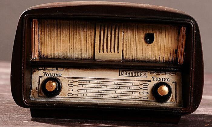 6 רדיו וינטג' לעיצוב הבית