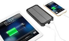סוללת חירום לטלפון הנייד