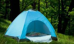 אוהל אוטומטי נפתח בקלות