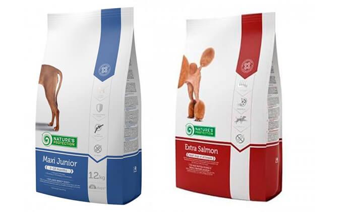 1 מזון יבש לכלב - משלוח חינם!