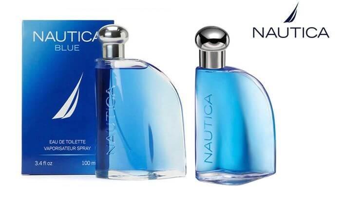 2 בושם NAUTICA BLUE לגבר 1+1
