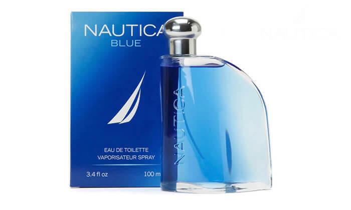 5 בושם NAUTICA BLUE לגבר 1+1