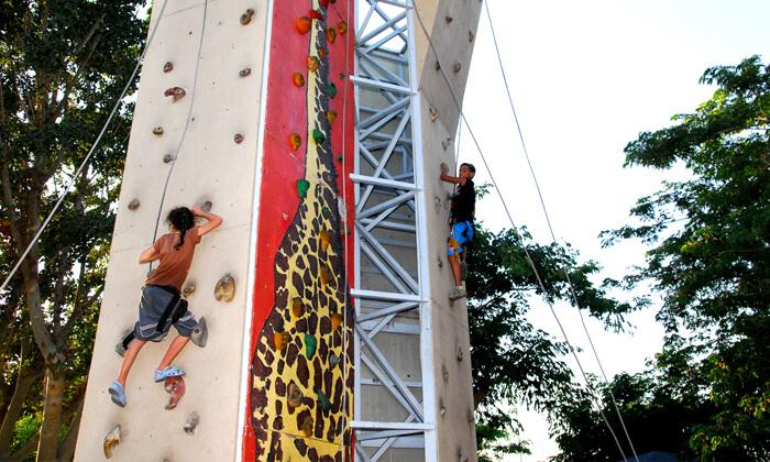 6 יום כיף בפארק אתגרים באשדוד