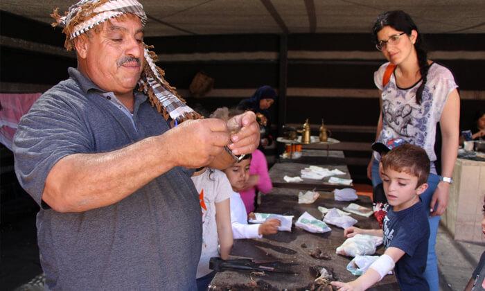 8 יום כיף בפארק אתגרים באשדוד