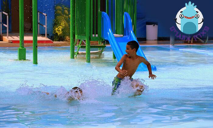 2 יום כיף בפארק אתגרים באשדוד