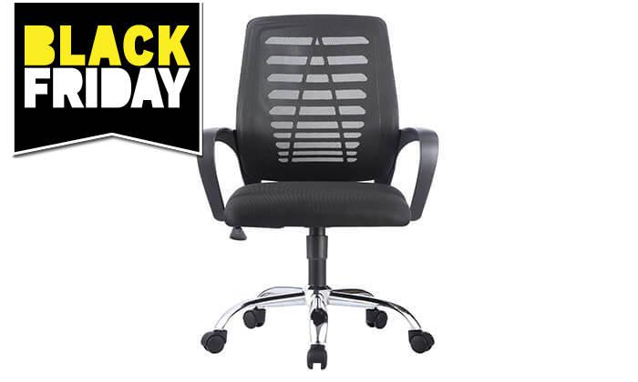 3 כיסא אורתופדי Bradex