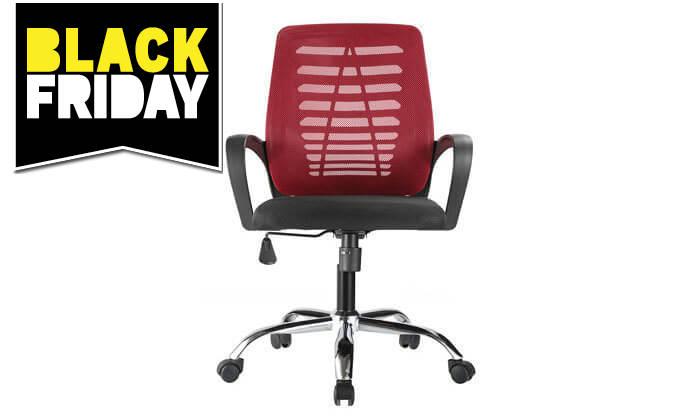 5 כיסא אורתופדי Bradex