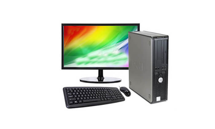 3 מחשב נייח דל Dell